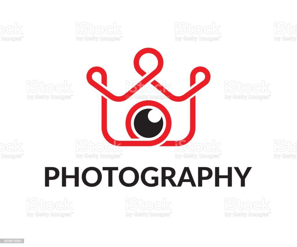 Photography vector icon vector art illustration