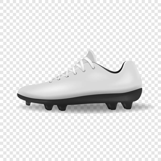 Best American Football Cleats Illustrations, Royalty-Free