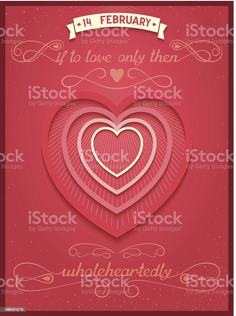 Ilustração De Frase Cartaz Para Dia Dos Namorados E Mais Banco De