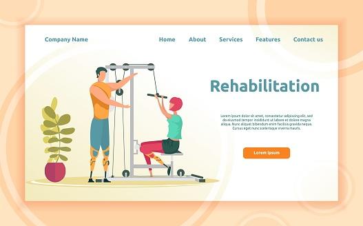 Physical Rehabilitation Program Through Fitness