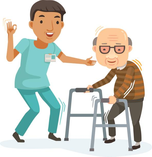 physical - physical therapy stock illustrations