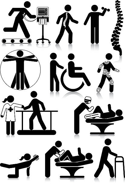 Top 60 Physical Therapy Clip Art, Vector Graphics and