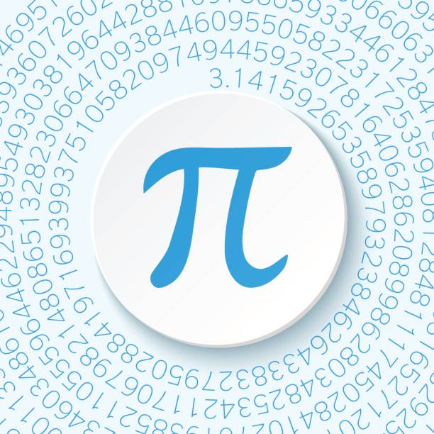 Royalty Free Pi Symbol Clip Art Vector Images Illustrations Istock