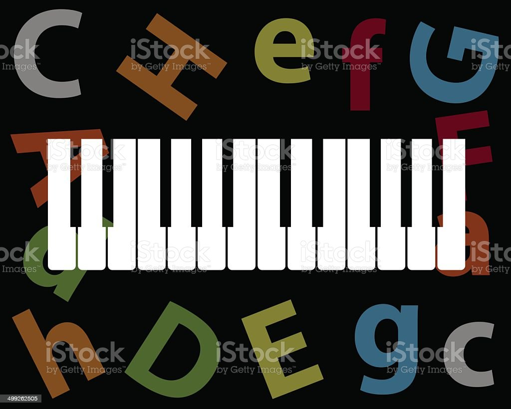 Royalty Free Music Note Symbol Names Clip Art Vector Images