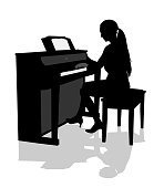 Piano Practice Melody