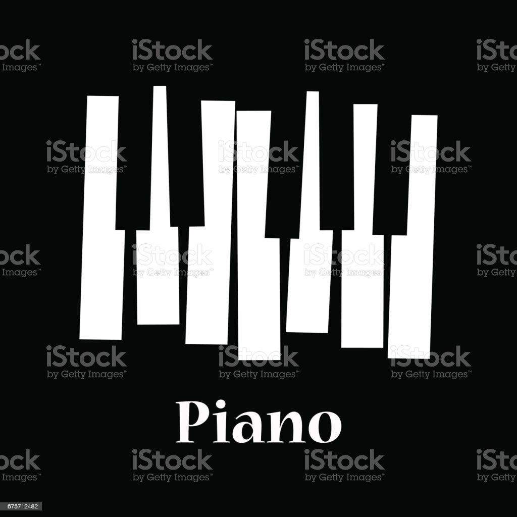 鋼琴 免版稅 鋼琴 向量插圖及更多 事件 圖片