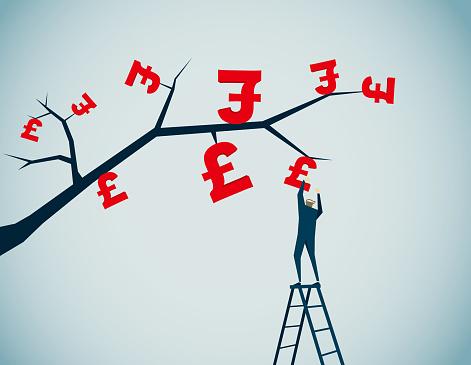 Picking Stock Illustration - Download Image Now