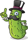 Free download of Dill Pickle vector graphics and illustrations