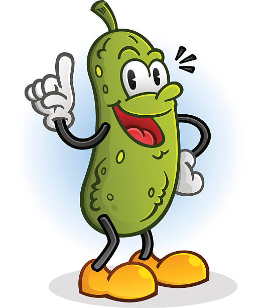 Pickle Clip Art