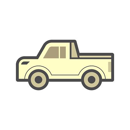 pickup accessory icon