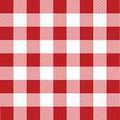 Picnic pattern vector illustration