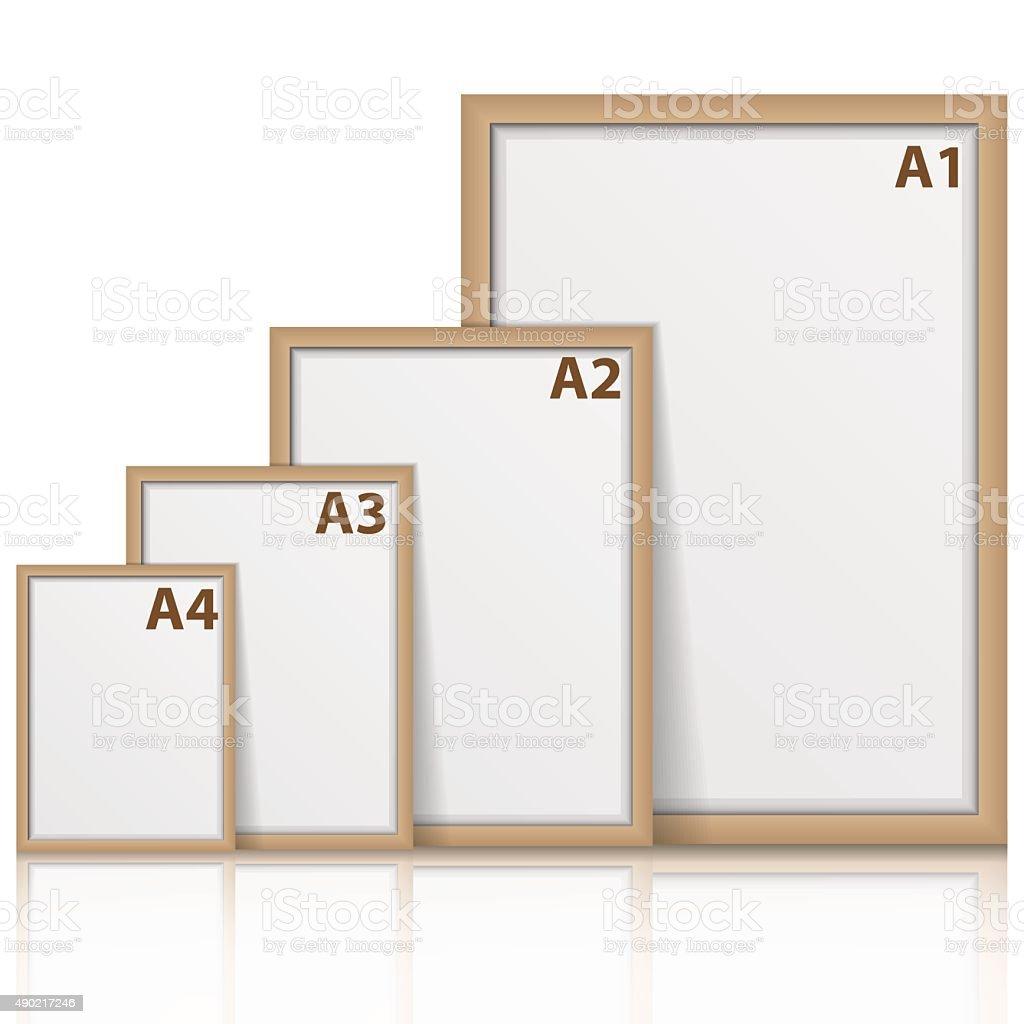 3 D Diseño De Vector De Marco - Arte vectorial de stock y más ...