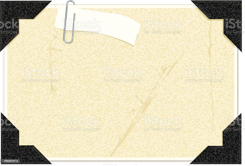 Cuadro de Fortune y con sujetapapeles ilustración de cuadro de fortune y con sujetapapeles y más banco de imágenes de anticuado libre de derechos