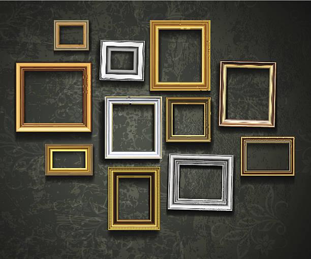 写真フレーム - 美術館点のイラスト素材/クリップアート素材/マンガ素材/アイコン素材