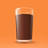 picture of cocoa glass