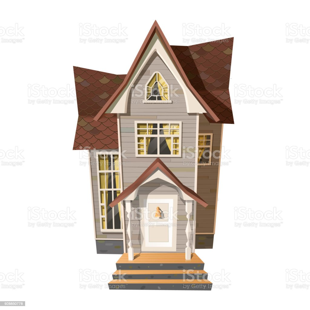 Front Porch Of Yellow House Stock Photo: Top Front Porch Clip Art, Vector Graphics And