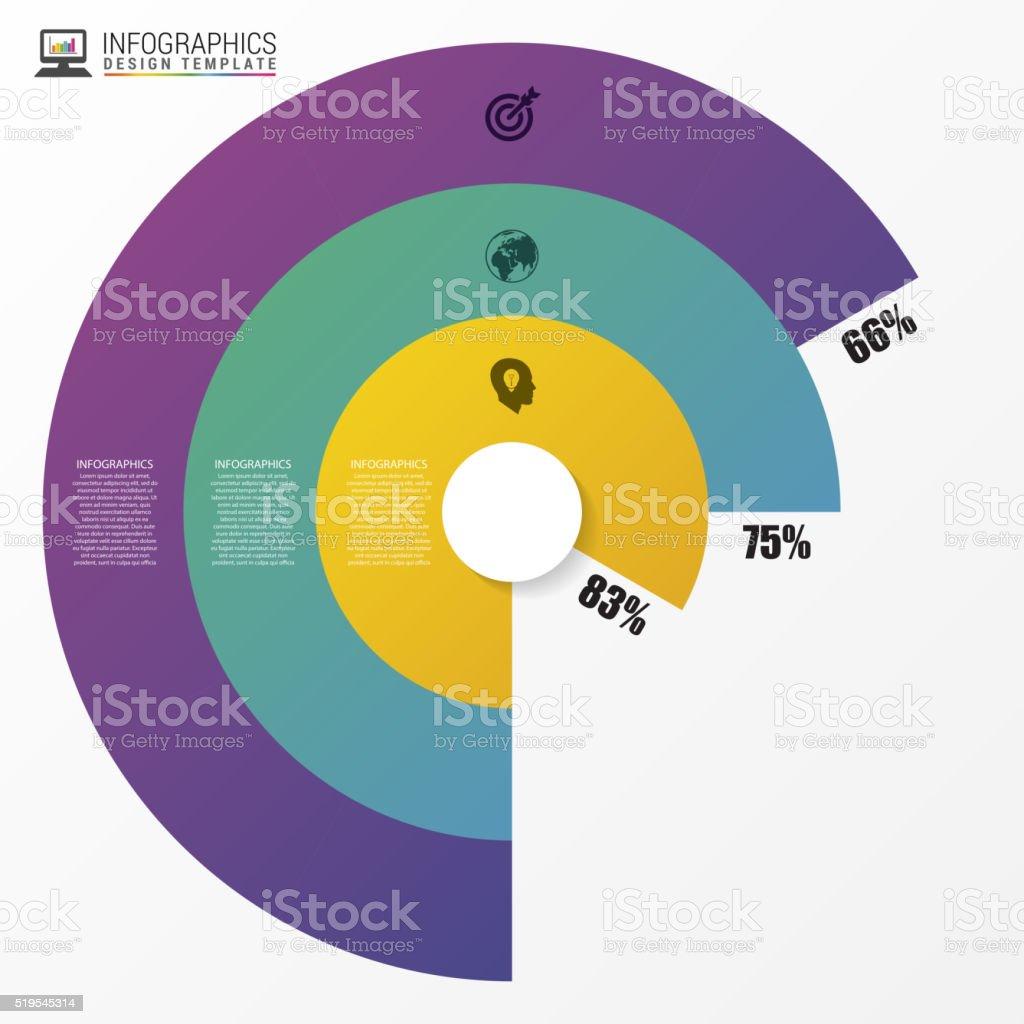 Pie chart circle graph modern infographics design template vector pie chart circle graph modern infographics design template vector royalty free pie chart geenschuldenfo Gallery