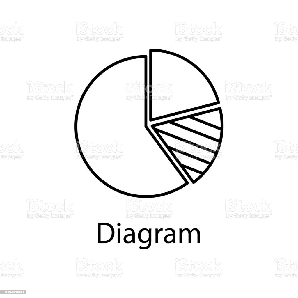pie diagram icon element of web icon with name for mobile concept Registers Icon Green pie diagram icon element of web icon with name for mobile concept and web apps