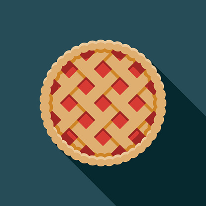Pie Holiday Food Icon