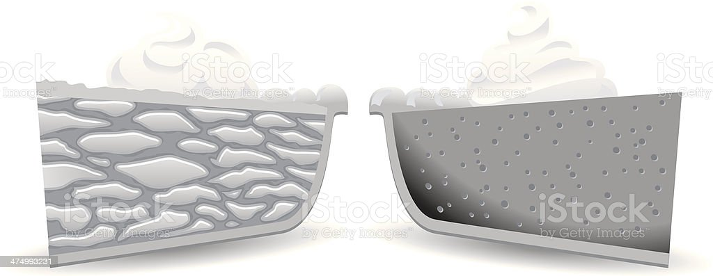 Pie Slices royalty-free pie slices stock vector art & more images of 2010