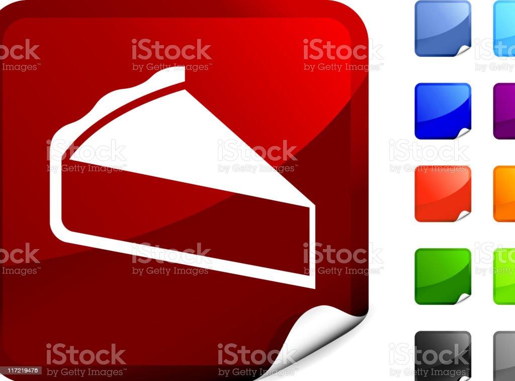 piece of pie internet royalty free vector art royalty-free stock vector art