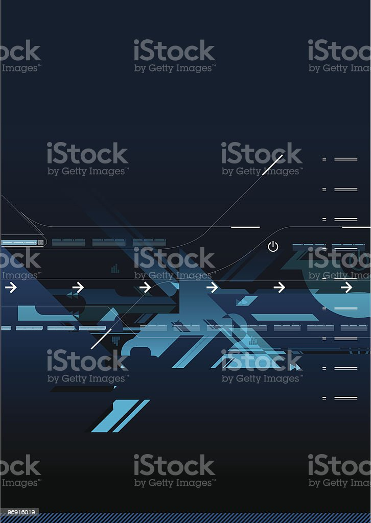 Pieces of Technology royalty-free pieces of technology stock vector art & more images of abstract