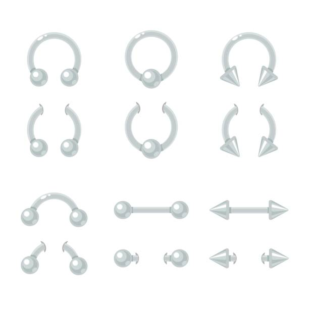 3 541 Piercing Illustrations Royalty Free Vector Graphics Clip Art Istock