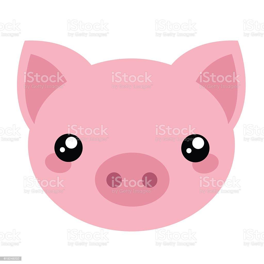 Schwein Gesicht Stock Vektor Art und mehr Bilder von ...