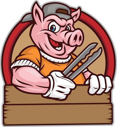 Pig Hog BBQ Bar B Que