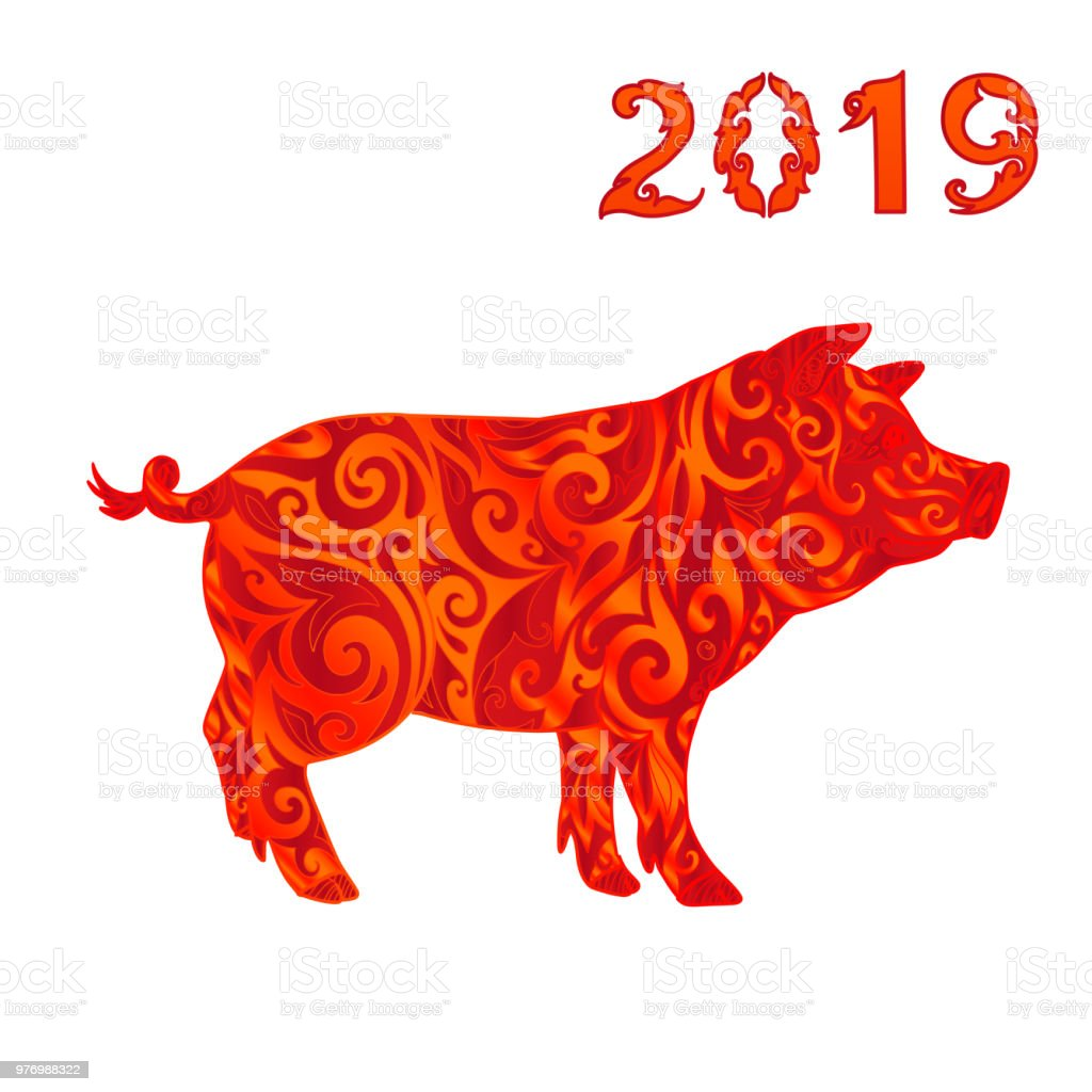 Pig Salad for New 2019 2