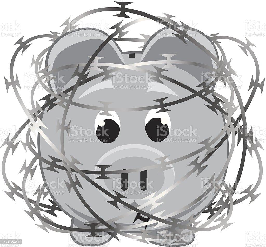 Fine Razor Wire Art Ensign - Simple Wiring Diagram ...