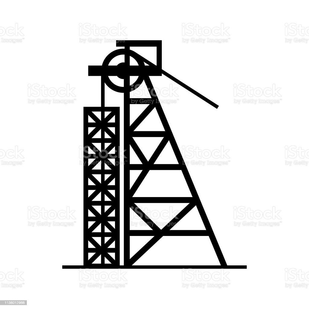 Pile Driver Icon Stock Illustration Download Image Now