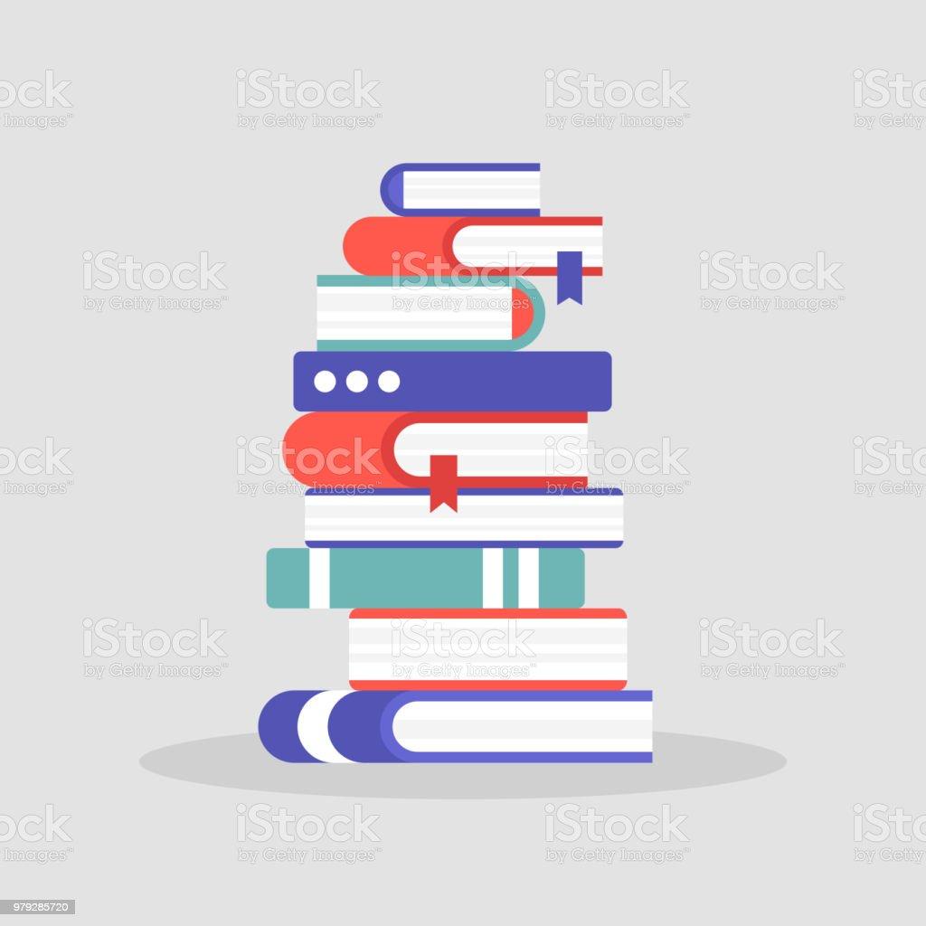 Une Pile De Livres Litterature Lecture Connaissance