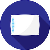Pillow Icon Flat