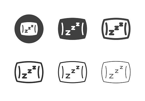 Pillow Icons - Multi Series
