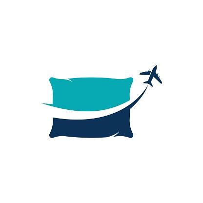 Pillow Vector icon design illustration