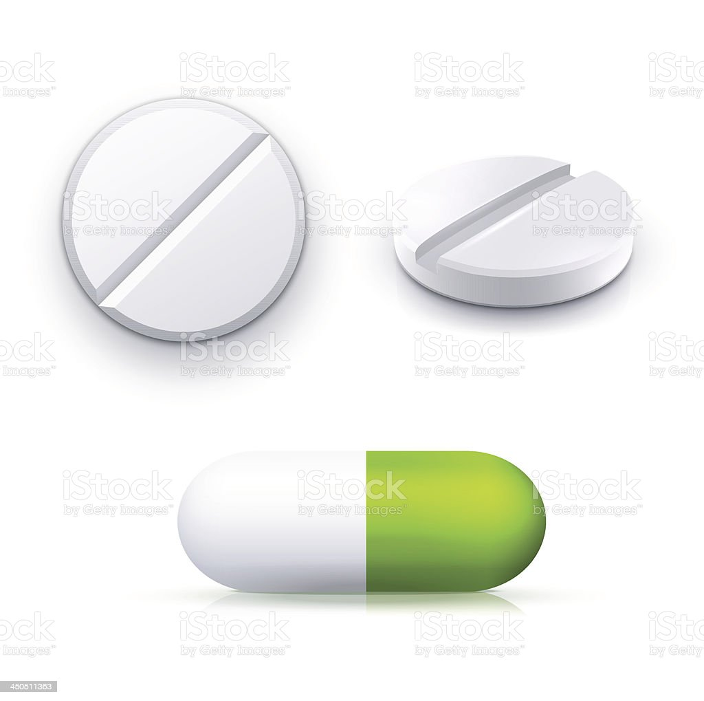 Pills royalty-free pills stock vector art & more images of antibiotic