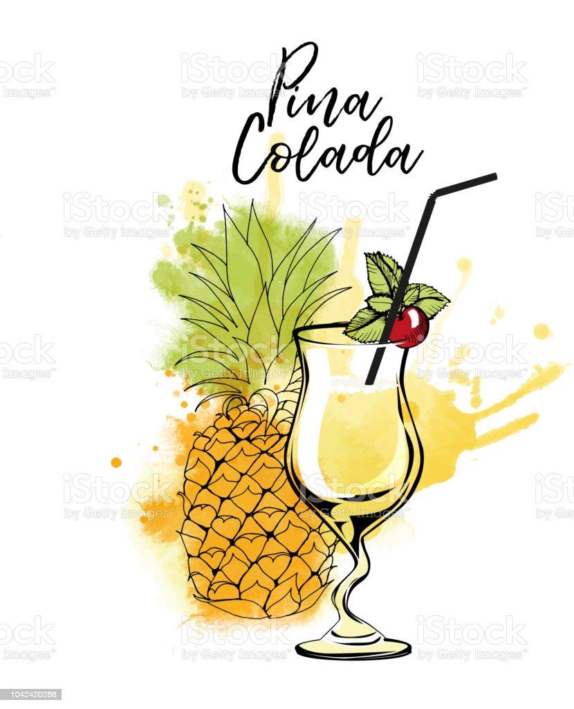 コラーダ ピニャ ピニャコラーダ、飲んだことありますか?
