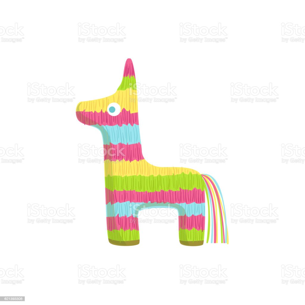 pinata mexican culture symbol stock vector art 621393306 istock