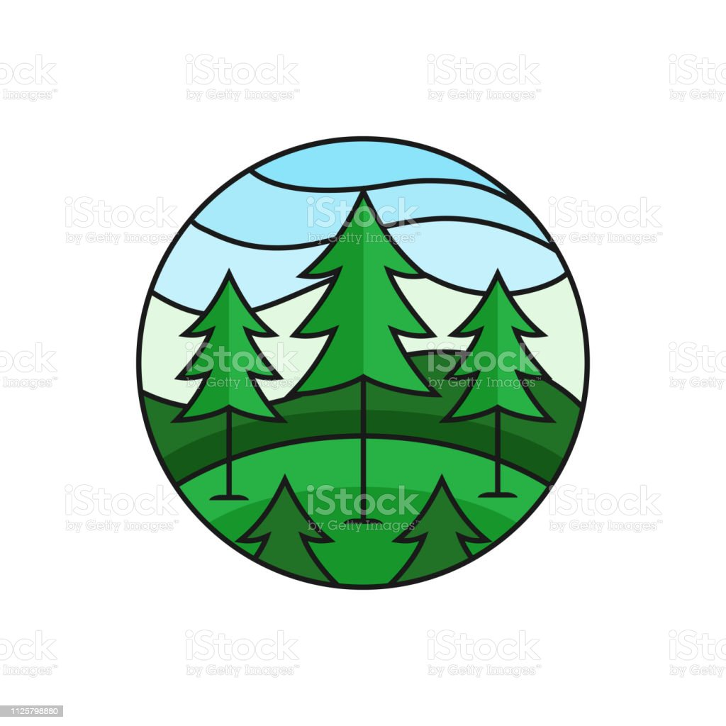 Pine Forest Symbol Badge Pine Tree Illustration With Circle Frame For Forest Outdoor Activity Concept Simple Flat Cartoon Style Vector Design Stock Illustration Download Image Now Istock 993,458 likes · 57,640 talking about this. pine forest symbol badge pine tree illustration with circle frame for forest outdoor activity concept simple flat cartoon style vector design stock illustration download image now istock