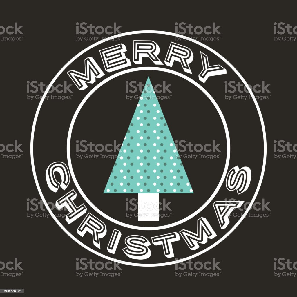 pine tree icon. Merry Christmas design. Vector graphic royalty-free pine tree icon merry christmas design vector graphic stock vector art & more images of arts culture and entertainment