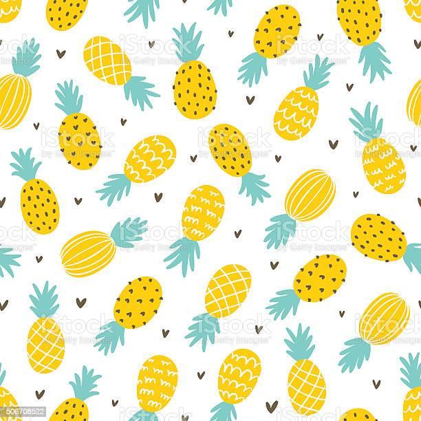 Pineapple and hearts seamless pattern vector id506708522?b=1&k=6&m=506708522&s=612x612&h=vxpjbnunb9yucyy1dhrwftph6ptkcmkebgmjoo5xzd8=