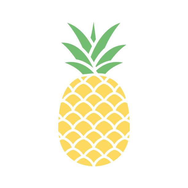Free Pineapple Vector Art