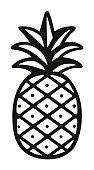 istock Pineapple 1003179120
