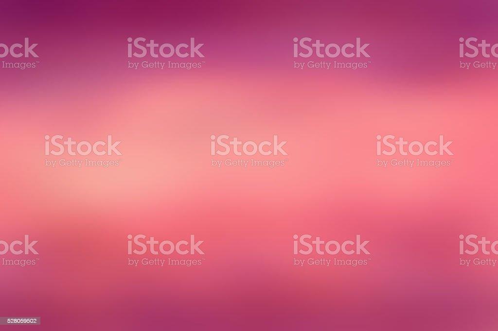 Pink blurred background. Vector illustration vector art illustration