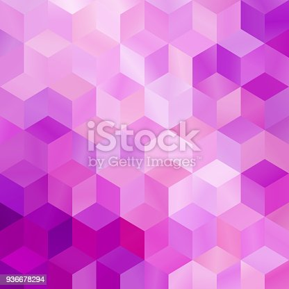 Pink bstract background