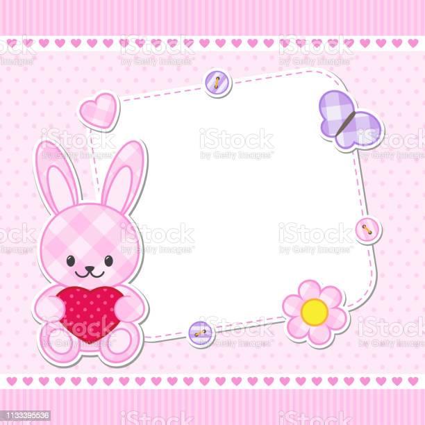 Pink bunny card vector id1133395536?b=1&k=6&m=1133395536&s=612x612&h=56pq1conkslxir4ljrmpayygeav2s7m68lmhyt qf7e=