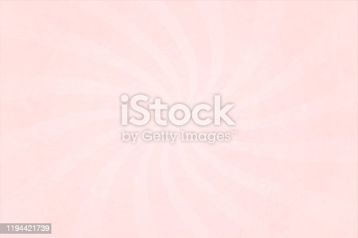 istock Pink coloured twisted shaped sunburst pattern backgrounds 1194421739