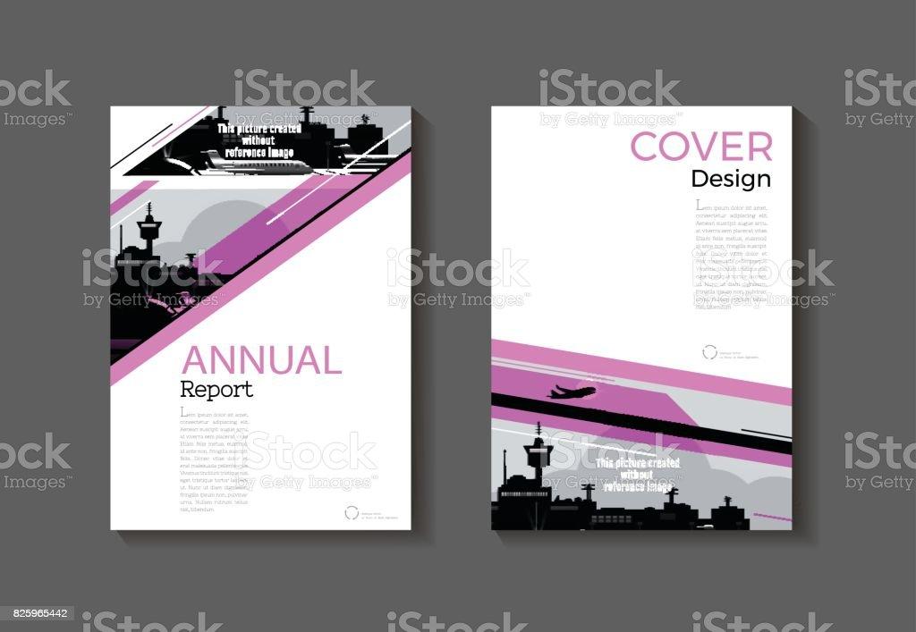 Rose Modele De Brochure Livre Couverture Couverture Moderne
