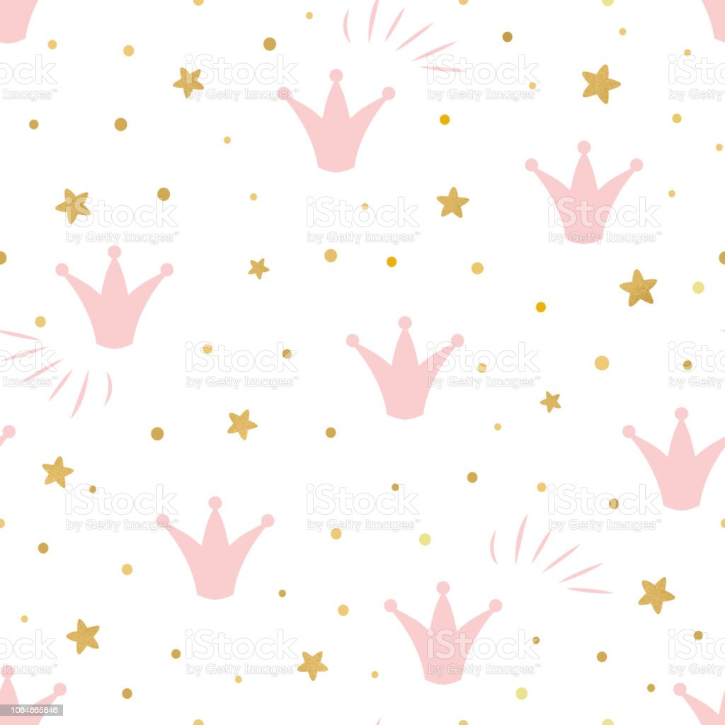 Gold crown background - photo#46